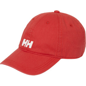 Helly Hansen Logo Cap Alert Red